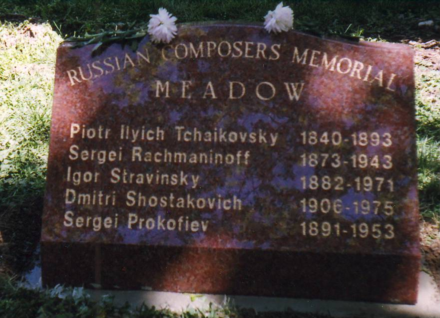 Meadow Of Russian Composers 67